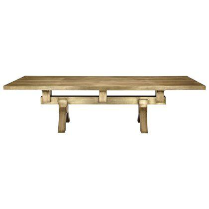 Mass Dining Table Brass Image