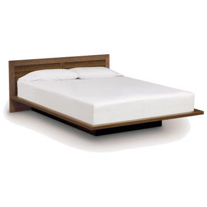 "Moduluxe Bed with Clapboard Headboard 29"" Image"