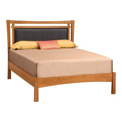 Monterey Bed with Upholstered Headboard Image