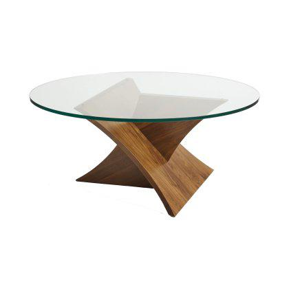 Planes Round Coffee Table Image