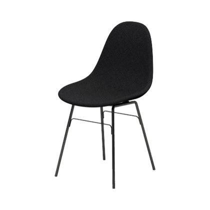 Ta Upholstered Side Chair - Er Base Image