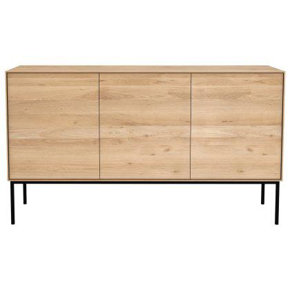 Oak Whitebird Sideboard 3 Doors Image