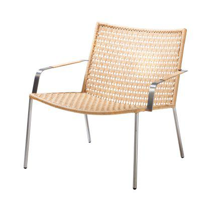 Straw Lounge Chair Image