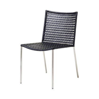 Straw Dining Chair Image