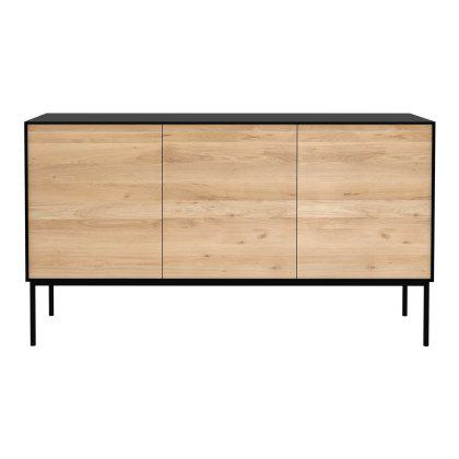 Oak Blackbird Sideboard 3 Doors Image