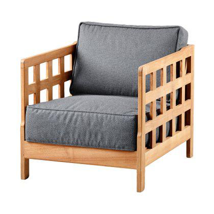 Square Lounge Chair Image