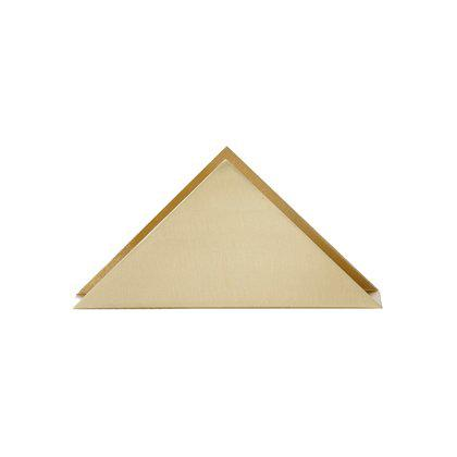 Brass Triangle Stand Image