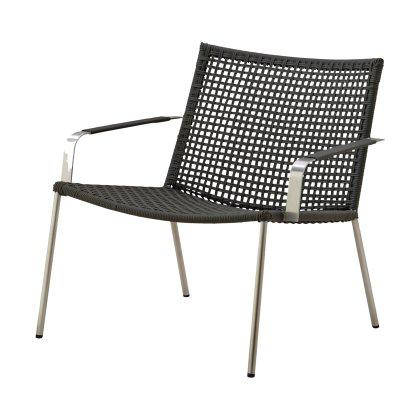 Straw Rope Lounge Chair Image