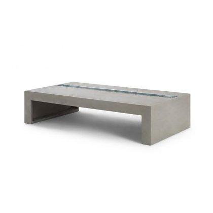 Green Rectangular Coffee Table Image