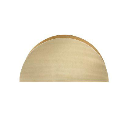 Brass Semicircle Stand Image