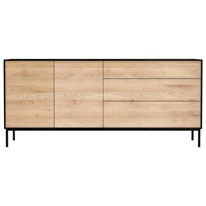 Blackbird 2 Door, 3 Drawer Sideboard Image