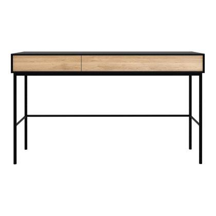 Oak Blackbird Desk Image
