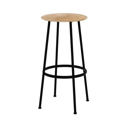 Oak Baretto Bar Stool Image