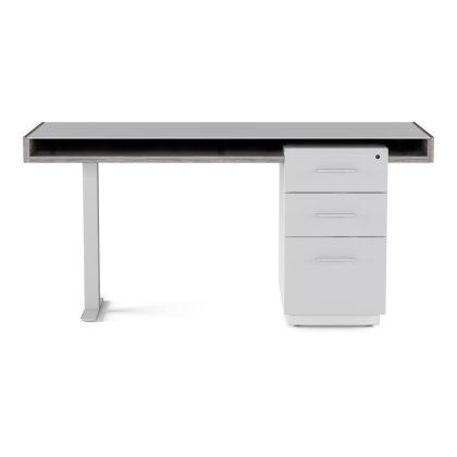 Duo Pedestal Desk 6241 Image