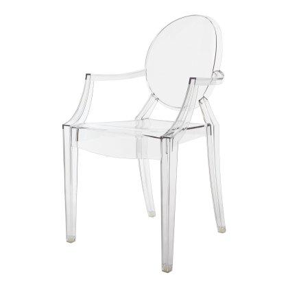 Louis Ghost Chair - Set of 2 Image