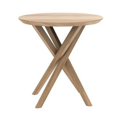 Oak Mikado Side Table Image