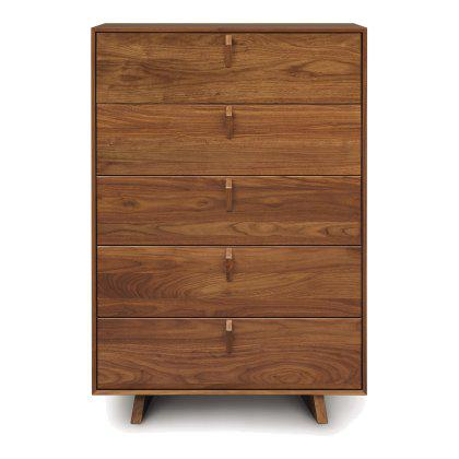Keaton 5 Drawer Wide Dresser Image