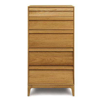 Rizma 5 Drawer Narrow Dresser Image