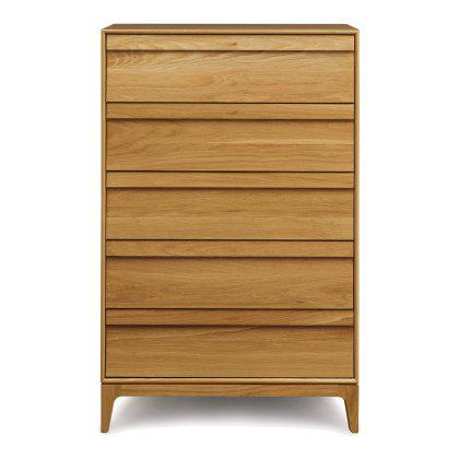 Rizma 5 Drawer Wide Dresser Image