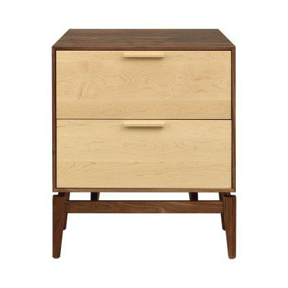 SoHo 2 Drawer Dresser Image