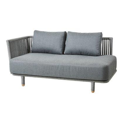 Moments 2 Seater Sofa Right Module Image