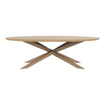 Mikado Oval Coffee Table Image