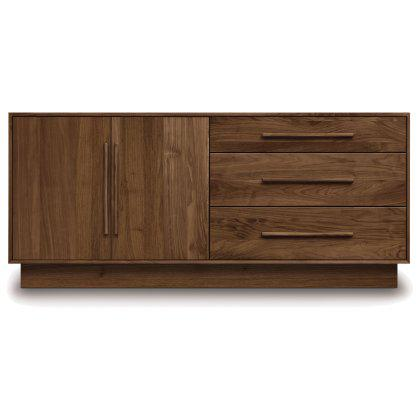Moduluxe 3 Drawer 2 Door Dresser Image