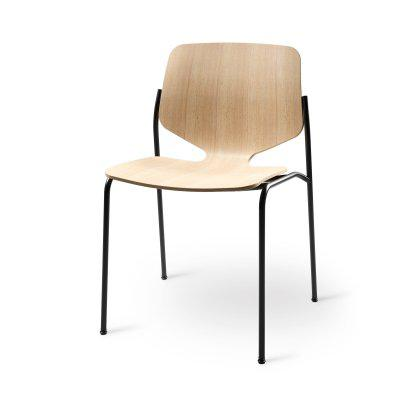 Nova Chair - Natural Beech Image