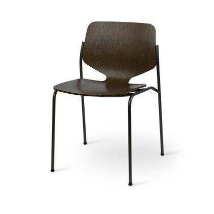 Nova Chair - Sirka Grey Stained Beech Image