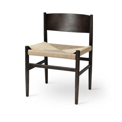 Nestor Chair - Sirka Grey Stained Beech Image
