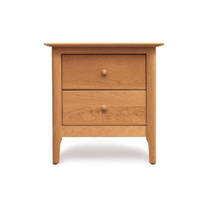 Sarah 2 Drawer Nightstand Image
