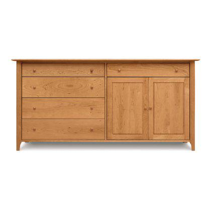 Sarah 5 Drawer 2 Door Buffet Image