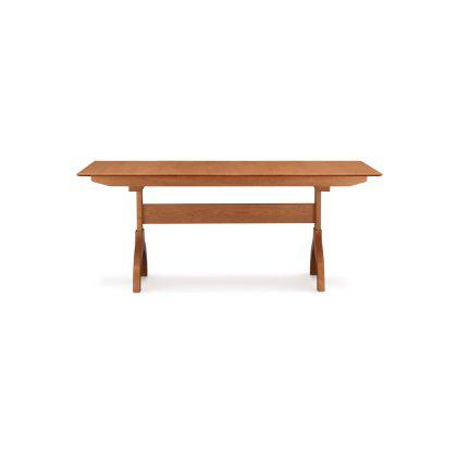 "Sarah 42"" Trestle Extension Table Image"