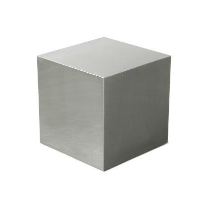 Stainless Steel Cube Image