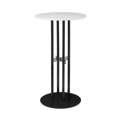 TS Column Bar Table - Black Frame Image