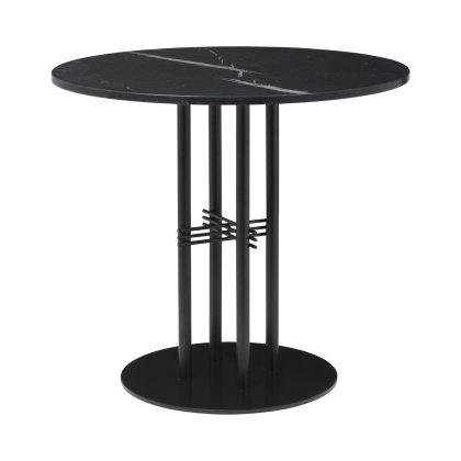 TS Column Dining Table - Black Frame Image