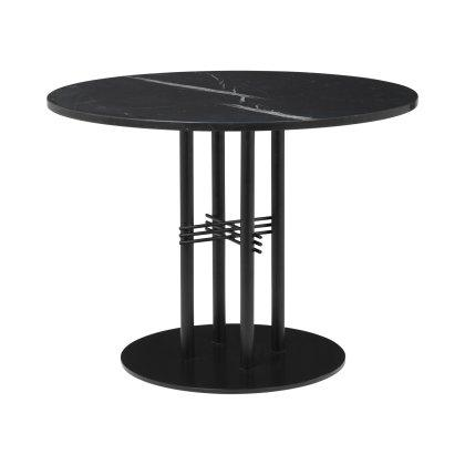 TS Column Lounge Table - Black Frame Image