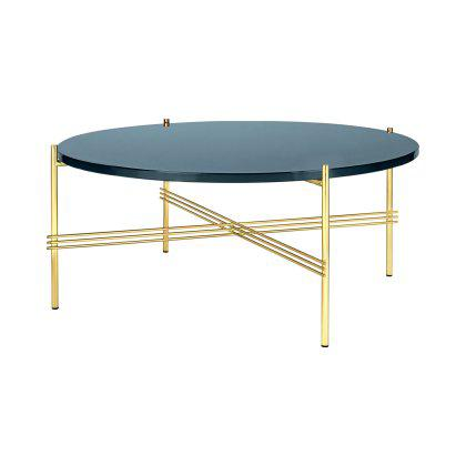 TS Coffee Table - Brass Frame Image
