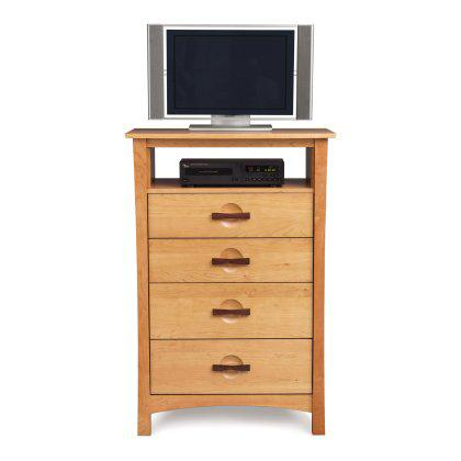 Berkeley 4 Drawer Chest + TV Stand Image