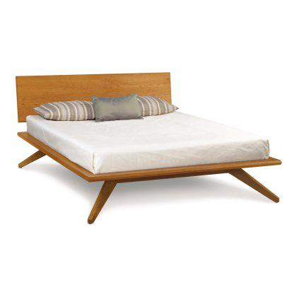 Astrid Platform Bed with 1 Adjustable Headboard Image