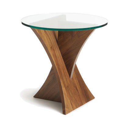 Planes Round End Table Image