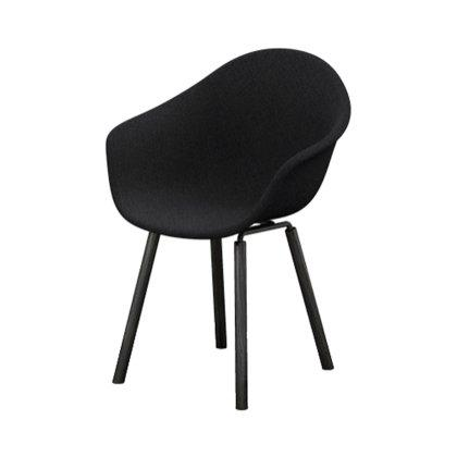 Ta Upholstered Arm Chair - Yi Base Image