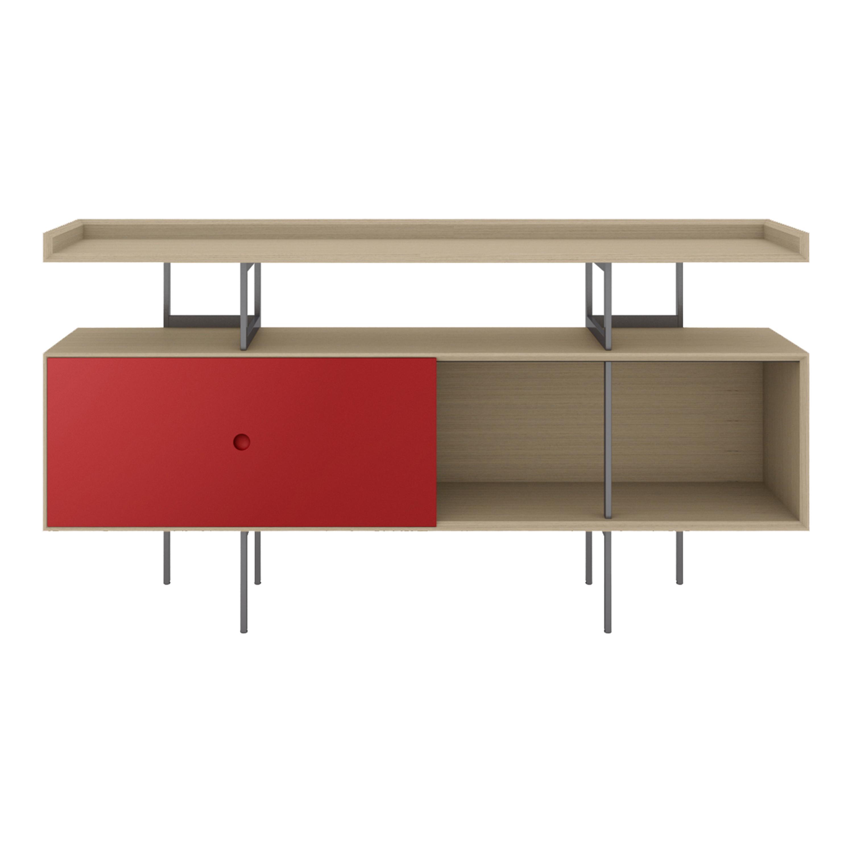 Outstanding Margo Media Console Three Component Lamtechconsult Wood Chair Design Ideas Lamtechconsultcom