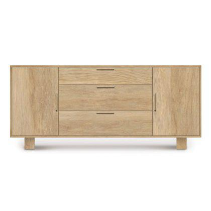 Iso 3 Drawers Between 2 Doors Buffet Image