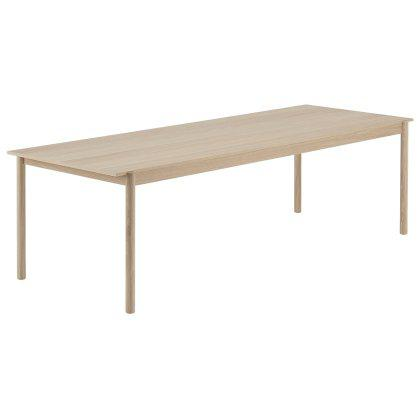 Linear Wood Table Image