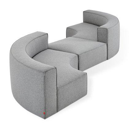 Mix Modular 3-Pc Seating Group A Image
