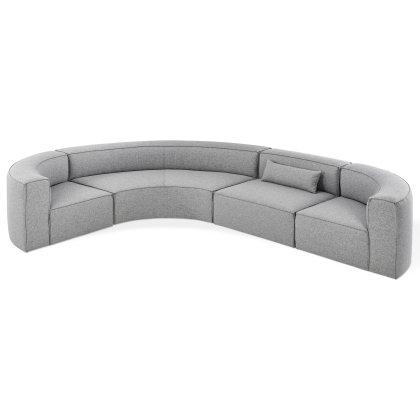 Mix Modular 4-Pc Seating Group A Image