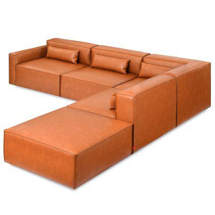 Mix Modular 5-Pc Sectional Image