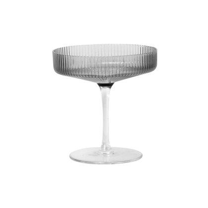 Ripple Champagne Saucer Image