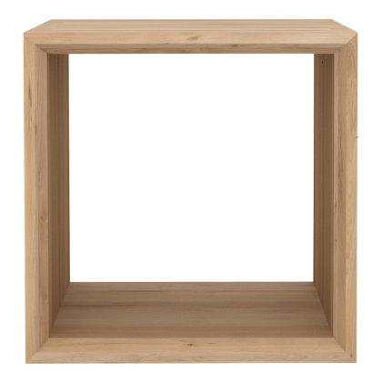 Cube Closed Side Table Image